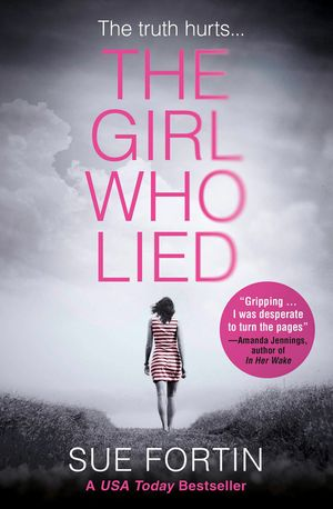 The Girl Who Lied book image