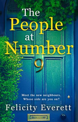 The People at Number 9 book image