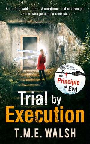 Trial by Execution (DCI Claire Winters crime series, Book 3) book image