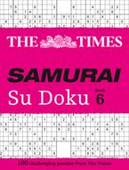 The Times Samurai Su Doku 6: 100 challenging puzzles from The Times Paperback  by The Times Mind Games