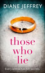 Those Who Lie eBook DGO by Diane Jeffrey