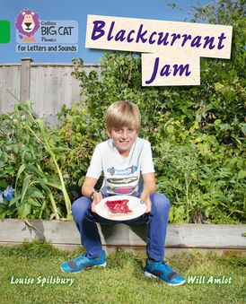 Collins Big Cat Phonics for Letters and Sounds – Blackcurrant Jam: Band 5/Green