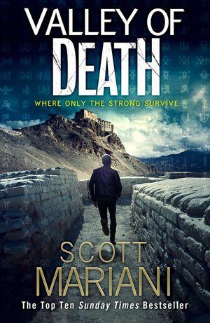 Valley of Death (Ben Hope, Book 19) book image