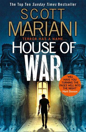 House of War (Ben Hope, Book 20) book image