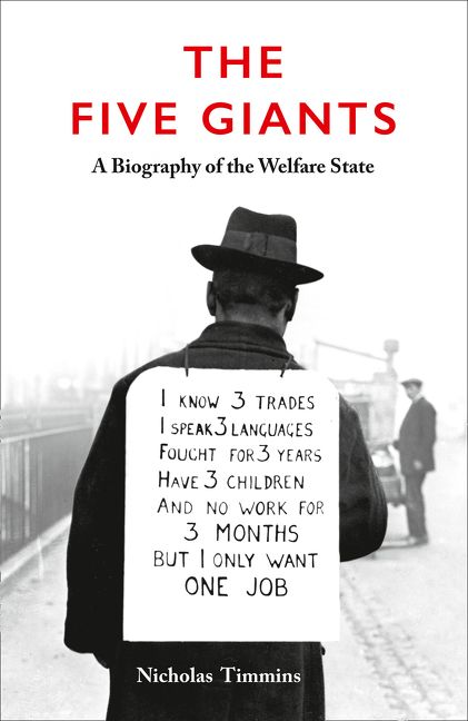 The five giants new edition a biography of the welfare state read a sample enlarge book cover fandeluxe Gallery