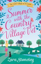 Summer with the Country Village Vet (The Little Village on the Green, Book 1) eBook DGO by Zara Stoneley