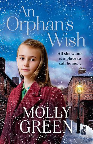 An Orphan's Wish: The new, most heartwarming of christmas novels you will read in 2018 book image