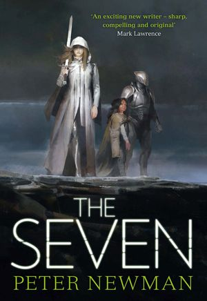The Seven (The Vagrant Trilogy) book image