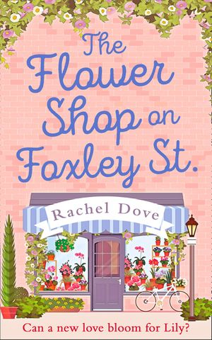 The Flower Shop on Foxley Street book image