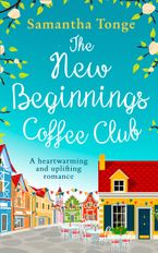 The New Beginnings Coffee Club eBook DGO by Samantha Tonge