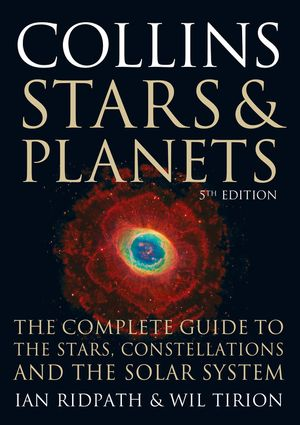 Collins Stars and Planets Guide (Collins Guides) book image