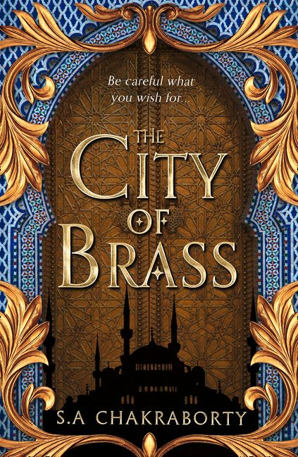 Cover of City of Brass