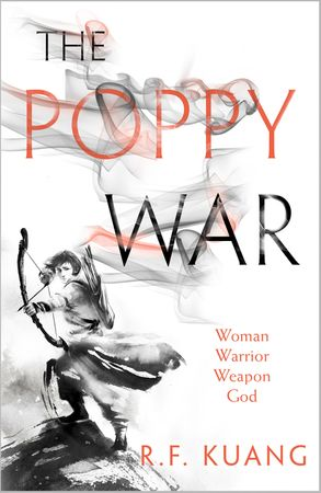 Cover image - The Poppy War