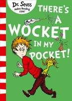 Dr Seuss - There's A Wocket In My Pocket [Blue Back Book Edition]