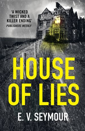 House of Lies: A gripping thriller with a shocking twist book image