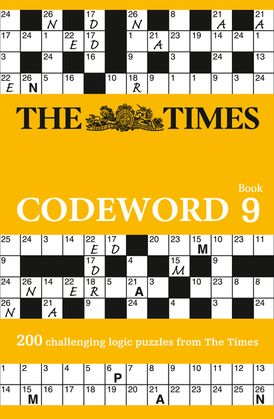 The Times Codeword 9: 200 cracking logic puzzles (The Times Puzzle Books)