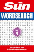 The Sun Wordsearch Book 4: 300 fun puzzles from Britain's favourite newspaper Paperback  by The Sun