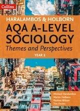 AQA A-level Sociology Themes and Perspectives: Year 2 (Sociology Themes and Perspectives)
