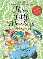Three Little Monkeys Ride Again