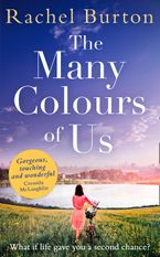 The Many Colours of Us eBook DGO by Rachel Burton