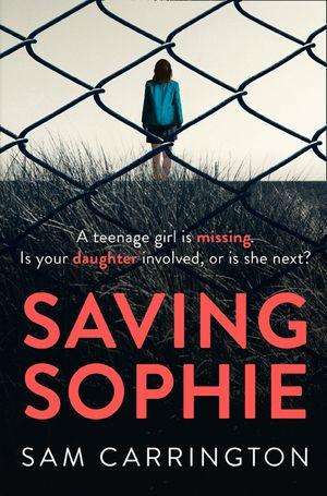 Saving Sophie book image