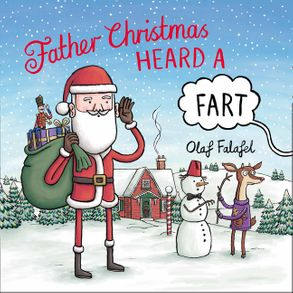 Cover image - Father Christmas Heard a Fart