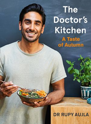 The Doctor's Kitchen: A Taste of Autumn book image