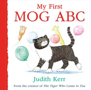 My First MOG ABC book image
