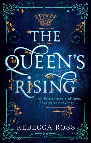 Cover image - The Queen's Rising
