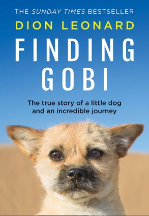 Cover image - Finding Gobi: The True Story Of A Little Dog And An Incredible Journey