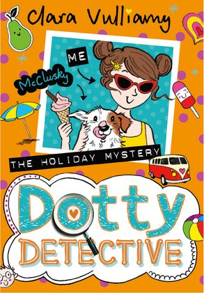 Cover image - Dotty Detective (6): The Holiday Mystery