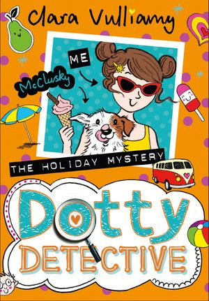 The Holiday Mystery (Dotty Detective, Book 6) book image