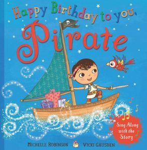 Cover image - Happy Birthday to you, Pirate
