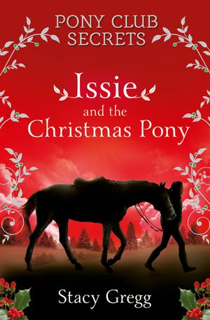 Issie and the Christmas Pony: Christmas Special (Pony Club Secrets) book image