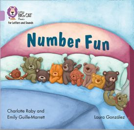Collins Big Cat Phonics for Letters and Sounds – Number Fun: Band 0/Lilac