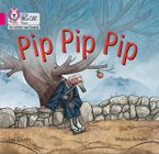 Collins Big Cat Phonics for Letters and Sounds – Pip Pip Pip: Band 01A/Pink A Paperback  by Zoe Clarke
