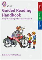 Guided Reading Handbook Ruby to Sapphire: Complete teaching and assessment support (Collins Big Cat) Paperback  by Stephanie Austwick