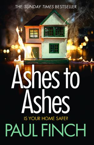 Ashes to Ashes (Detective Mark Heckenburg, Book 6) book image