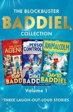 David Baddiel - The Blockbuster Baddiel Collection: The Parent Agency; The Person Controller; AniMalcolm
