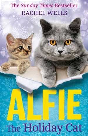 Alfie the Holiday Cat book image