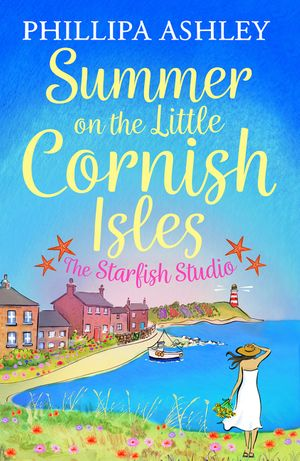Summer on the Little Cornish Isles: The Starfish Studio book image
