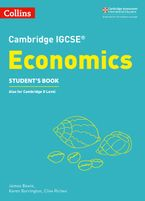 Cambridge IGCSE™ Economics Student's Book (Collins Cambridge IGCSE™) Paperback  by James Beere