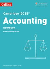 Cambridge IGCSE® Accounting Workbook (Cambridge International Examinations)