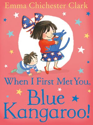 When I First Met You, Blue Kangaroo! book image