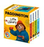 Paddington Little Library: Movie tie-in Board book  by