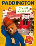 Paddington: Sticker Scene Book: Movie tie-in Paperback  by