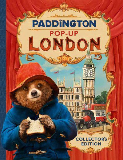Paddington 2 - Paddington's London: The Movie Pop-Up Book