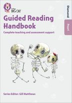 Guided Reading Handbook Diamond to Pearl: Complete teaching and assessment support (Collins Big Cat) Paperback  by Stephanie Austwick