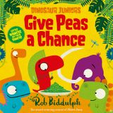 Give Peas a Chance (Dinosaur Juniors, Book 2)