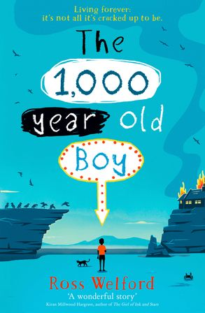 Cover image - The 1,000-Year-Old Boy